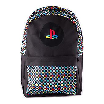 Playstation Retro Logo All-over Print Rugzak