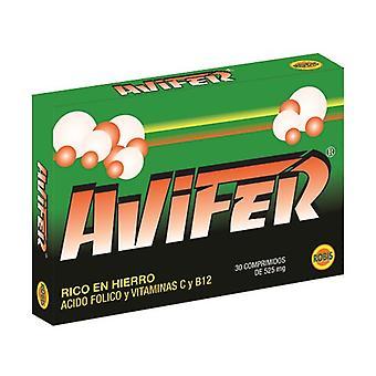 Avifer 30 tablets