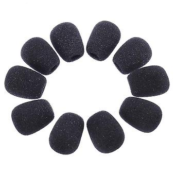 Microphone stands mini microphone cover headset replacement foam sm118227
