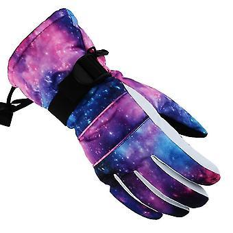 Motorcycle/snowmobile Ultralight Waterproof Gloves/women/kids