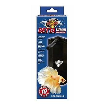 Zoo Med Betta Clean Akvarijný filter - 10 galónov