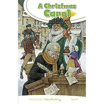 Level 4: A Christmas Carol� (Pearson English Story Readers)