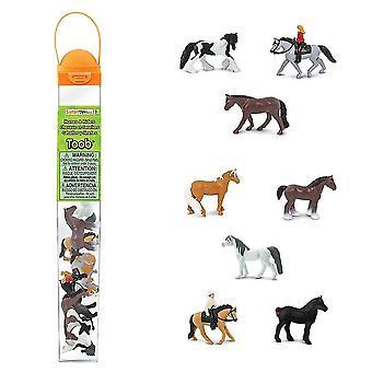 Ant farms safari ltd horses and riders toob