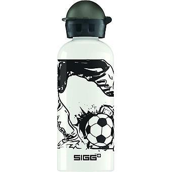"SIGG Football ""Master of The Pitch"" 0.6L Aluminium Drinking Bottle"