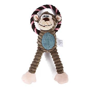 Pískavé psí hračky Pes Plyšové hračky Žvýkat hračky Hračky Hračky Hračky Fo Psi Hrajíc)