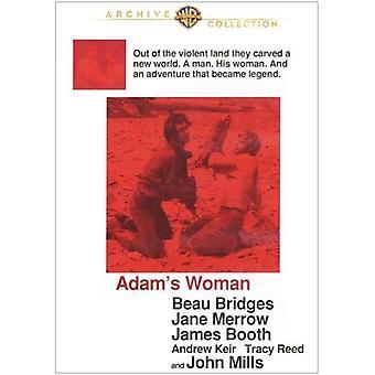 Adams kvinna [DVD] USA import