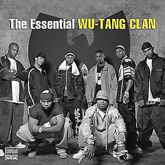 Wu-Tang Clan - Essential Wu-Tang Clan [Vinyl] USA import