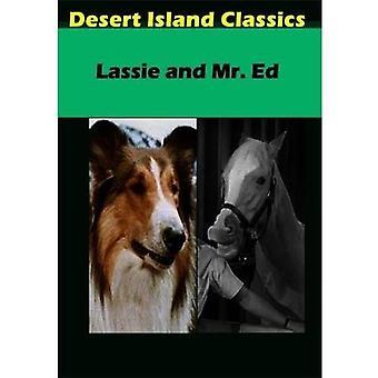 Lassie & Mr Ed [DVD] USA import