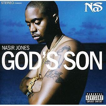 NAS - Guds Son [CD] USA import