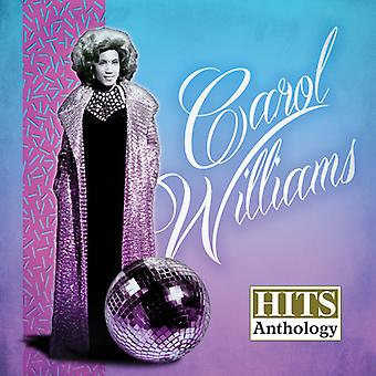 Carol Williams - Hits Anthologie [CD] USA import