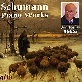 R. Schumann - Schumann: Piano Works [CD] USA import