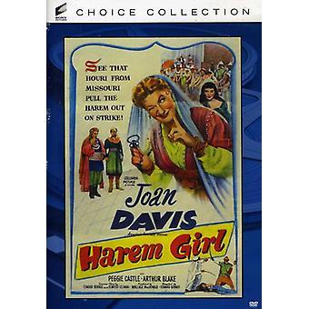 Harem meisje [DVD] USA import
