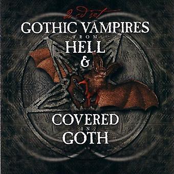 Dækket i Goth helvede - dækket i Goth helvede [CD] USA import