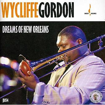 Wycliffe Gordon - Dreams of New Orleans [CD] USA import