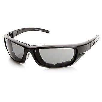 المتطرفة الرياضة نظارات الإطار TR90 قابل للتعديل مع حزام