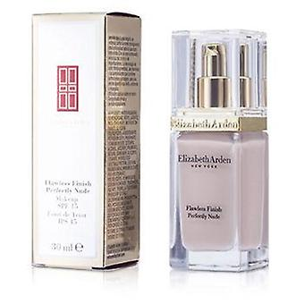 Elizabeth Arden Flawless Finish Perfectly Nude Makeup Spf 15 - # 04 Cream Nude - 30ml/1oz
