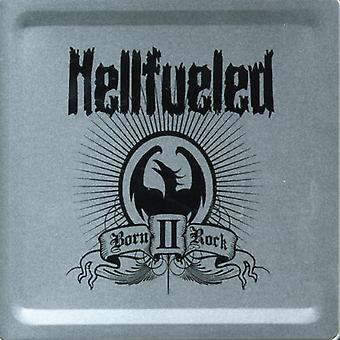 Hellfueled - Born II Rock [CD] USA import
