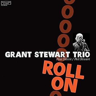Grant Stewart - Roll on [CD] USA import