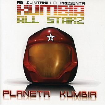 Kumbia All-Starz - Planeta Kumbia [CD] USA import
