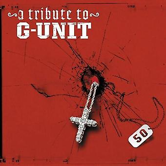 Tribute to G-Unit - Tribute to G-Unit [CD] USA import