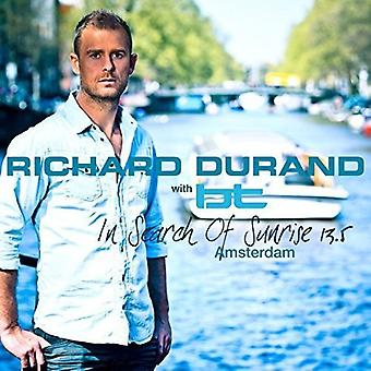 Richard Durand - In Search Of Sunrise 13,5 Amsterdam [CD] USA import