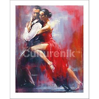 Pedro Alvarez Tango Nuevo j'ai Poster Poster Print
