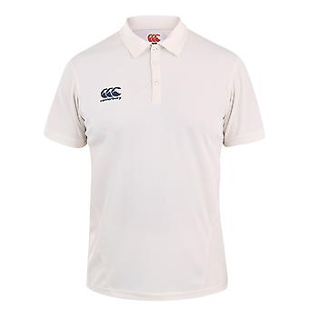 Shirt korte mouwen Cricket van Canterbury Childrens/Kids