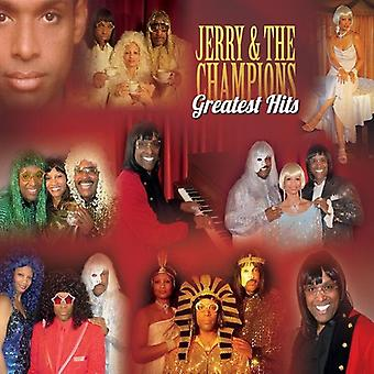 Jerry & Champions - Greatest Hits [CD] USA tuonti