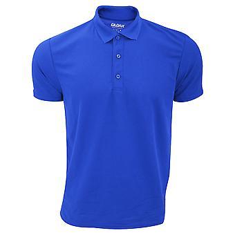 قميص بولو بيكيه مزدوجة الرياضة الأداء جيلدان رجالي