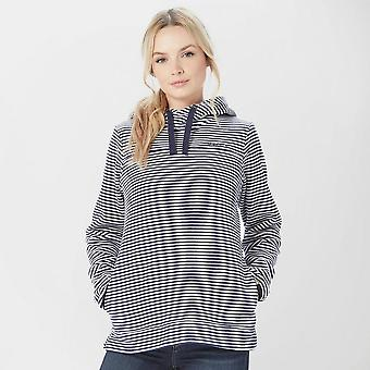 Nieuwe Brasher Women's Wildemoor Walking casual Hooded fleece Navy