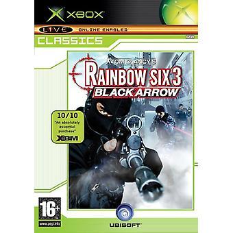 Rainbow Six 3 Black Arrow (Xbox Classics) - New