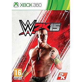 WWE 2K15 (Xbox 360) - Werksversiegelt