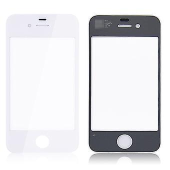 Ersatz für iPhone 4 s - LCD-Glas - weiss | iParts4u
