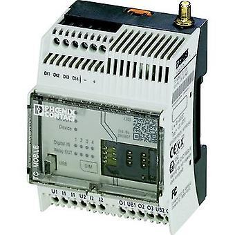 Phoenix Contato TC MOBILE I/O X200 GSM módulo 12 V DC, 60 V DC