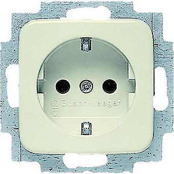 Busch-Jaeger Insert PG socket Duro 2000 SI, Duro 2000 SI Linear Creamy white 20 EUC-212