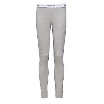 Calvin Klein Modern coton Leggings - gris
