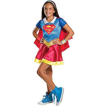 Supergirl DC Super Hero Girls Kostüm für Kinder Kinderkostüm Original
