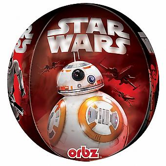 Anagramm Star Wars Episode VII Supershape Orbz Runde Ballon