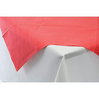Swantex Christmas Red Festive Disposable Slipcover