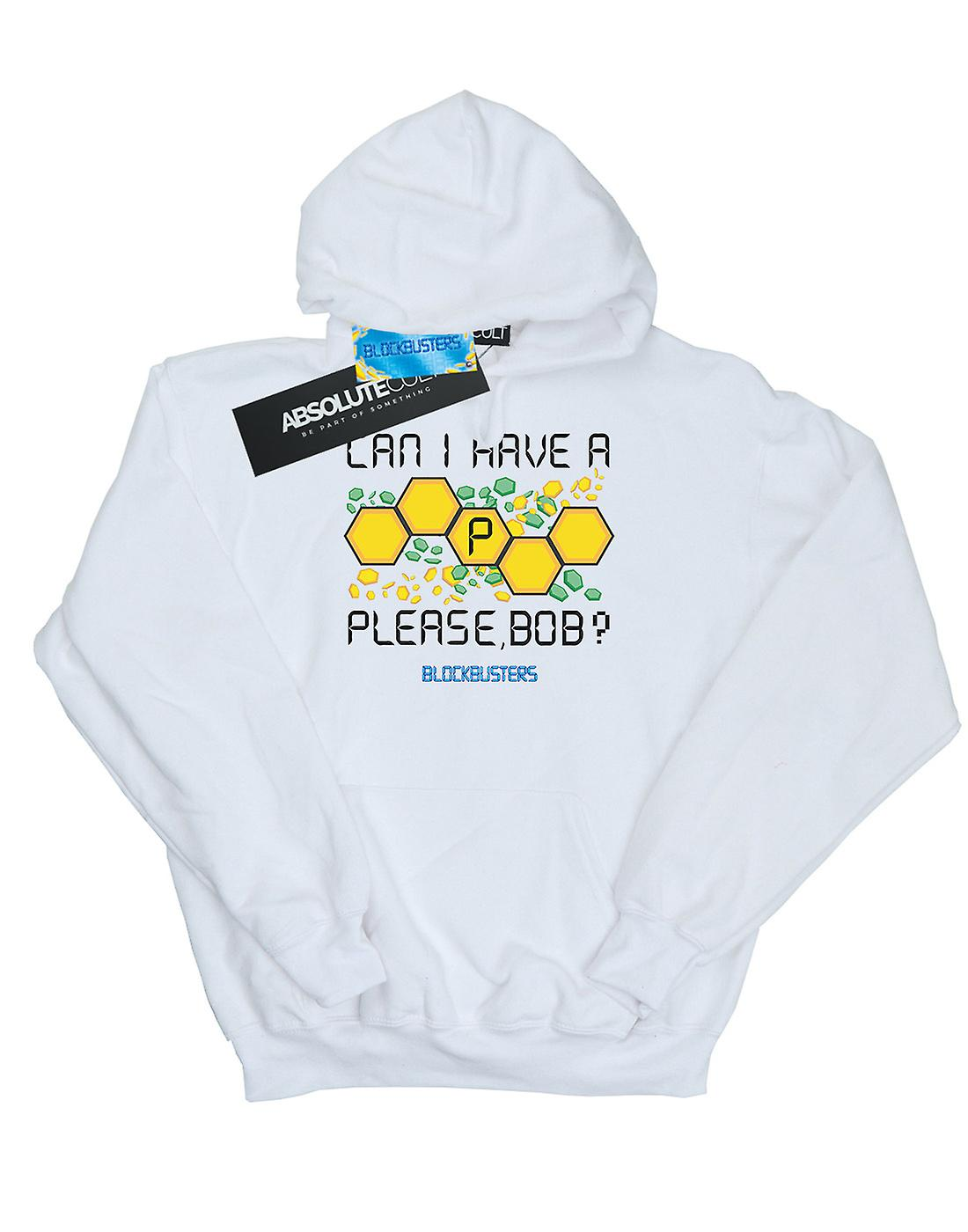 Blockbusters Boys Can I Have A P Please Bob? Hoodie