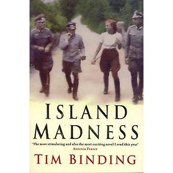 Saaren Madness Tim sitomalla - 9780330350464 kirja