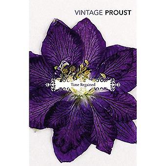 På jakt efter förlorad tid: tid återfått och en Guide till Proust v. 6 (Vintage klassiker)
