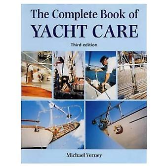 O livro completo de cuidados de iate