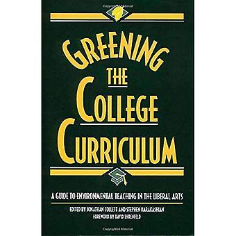 Greening il Curriculum di College: una guida alla didattica ambientale nelle arti liberali