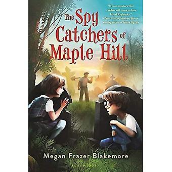 Les chasseurs d'espion de Maple Hill