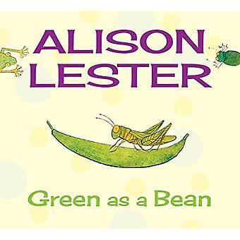 Verde como um Bean