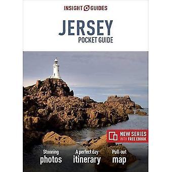 Insight Pocket Guide Jersey - Insight Pocket guider (Häftad)