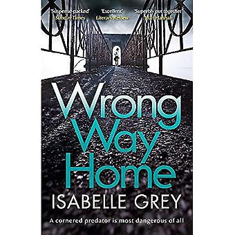 Wrong Way Home: the compelling, suspense-packed crime thriller you won't be able to put down