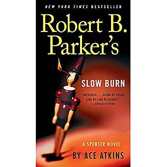 Slow Burn de Robert B. Parker (Spenser)