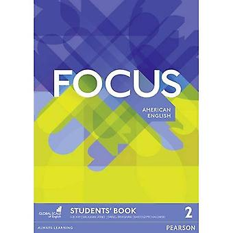 Fokus AmE 2 studentenes bok (fokus)
